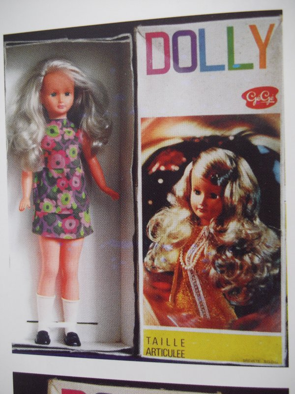 Tenue Dolly de Gégé
