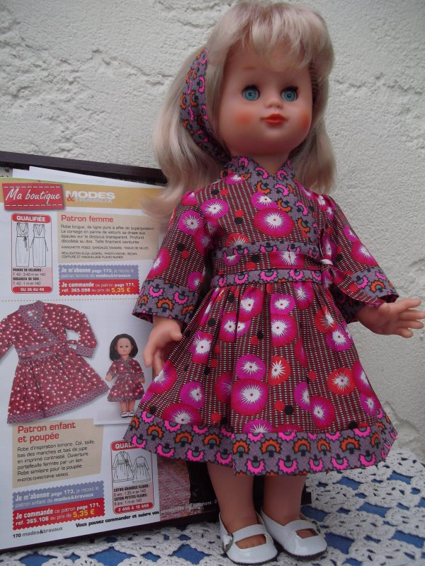 Emilie M&T tenue décembre 2012