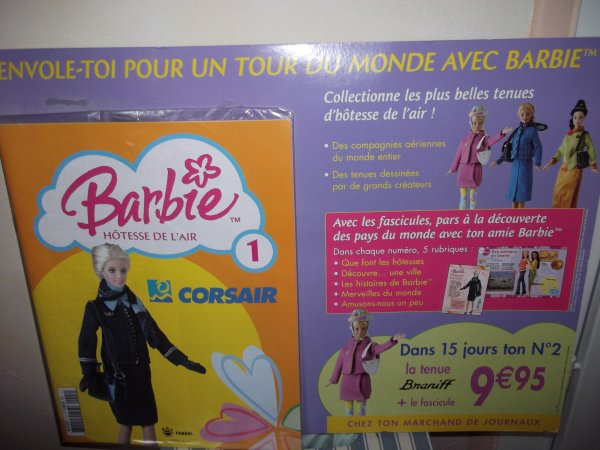 Tenue barbie éditée par FABBRI en 2005