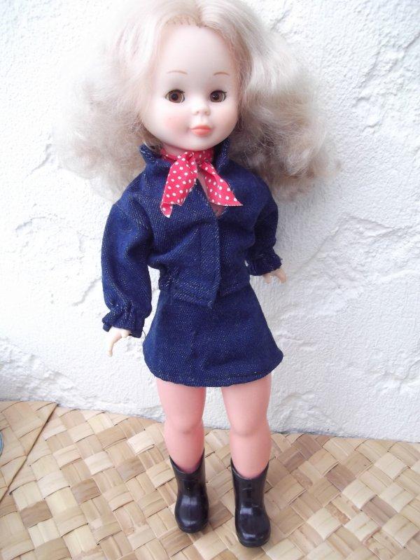 Suite des tenues de l'armoire pour Nancy