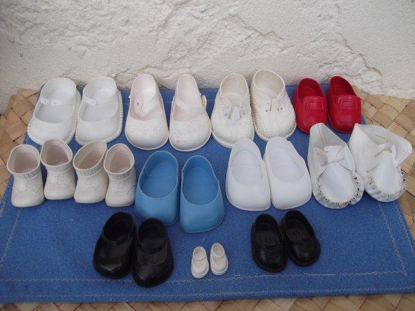 Lot de chaussures.