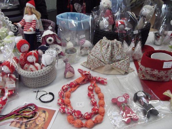 Marché de Noël 2015.