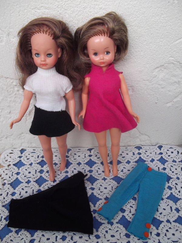Mannequins GALBA 1970