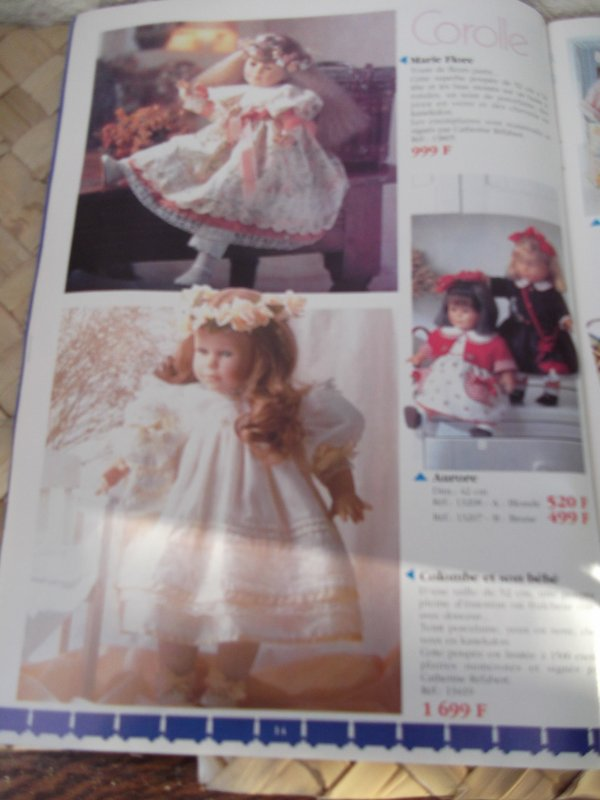 Catalogue de jouets de 1991