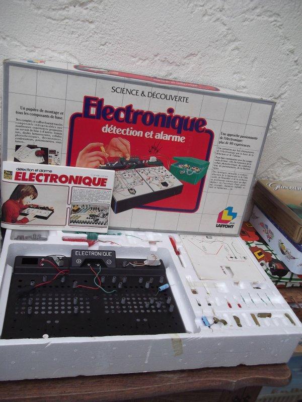 Jeux et jouets vintage descendus du grenier !