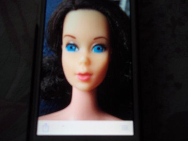 Barbie à identifier !