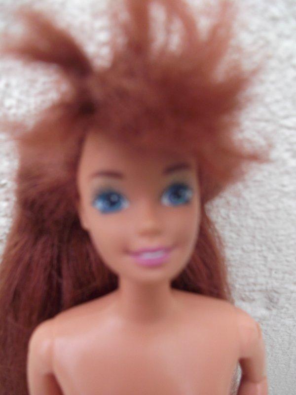 """Toujours des """"Barbie"""" à identifier."""