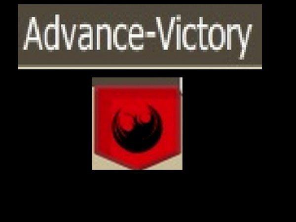 Voila la guilde Advance-Victory lvl 53