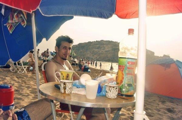 In the Beach ^_^