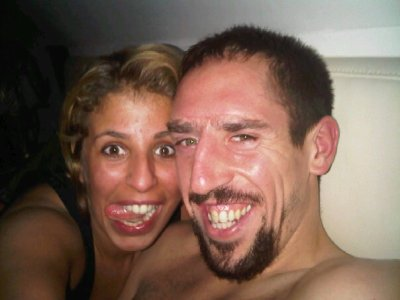 SCOOOOP concernant Franck Ribery et sa femme Wahiba
