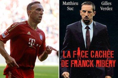 La face cachée de Franck Ribéry: le livre scandale révélation