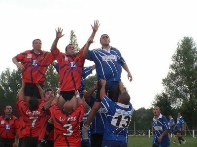 match contre Soissons