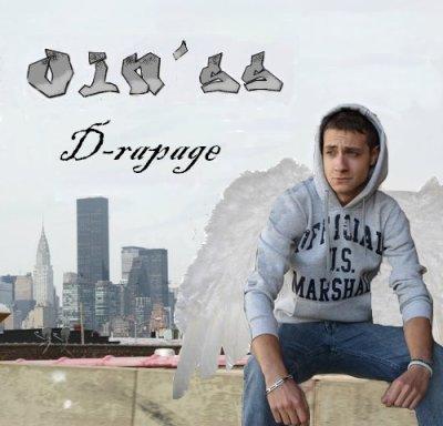 D-rapage / L'ame de ma musique (New extrait) (2012)