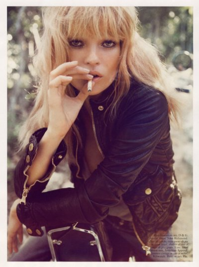 Kate Moss Vogue !!
