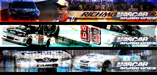 NASCAR-SIGNATURES®