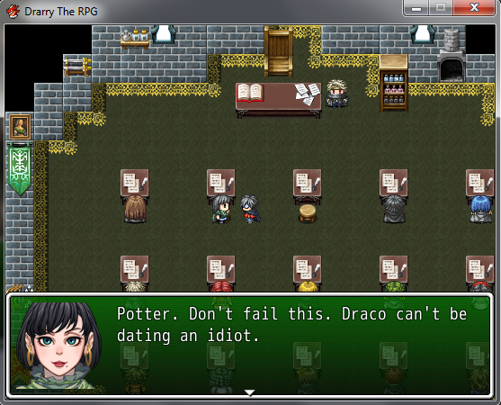 Drarry, le RPG