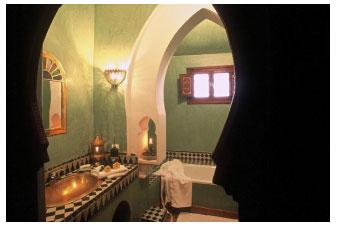 salle de bain lorientale - Salle De Bain Orientale Design