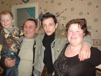 Nathan, men oncle, Raph' ( &' ) ma maraine ♥