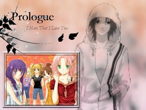 ♥ ProLogue  ♥  I Hate That I Love You ♥  ProLogue ♥