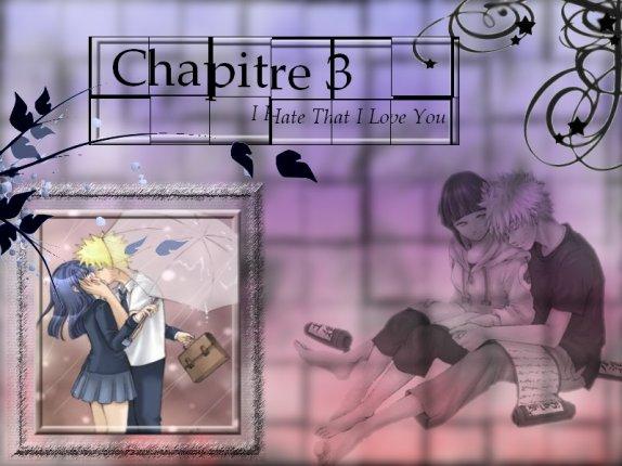 [ I Hate That I Love You ]  Chapitre III  Sous la Pluie