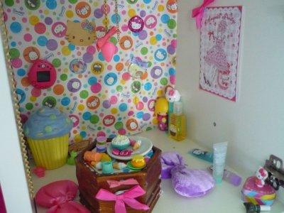 Rénovations dans ma DollHouse :D