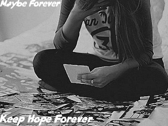 Chapitre 1 : Maybe Forever