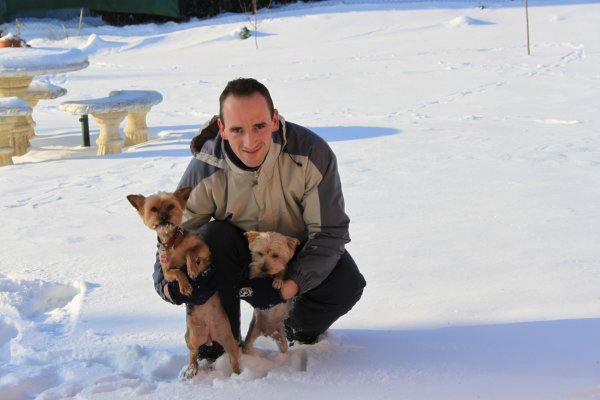 Décembre 2010 sous la neige