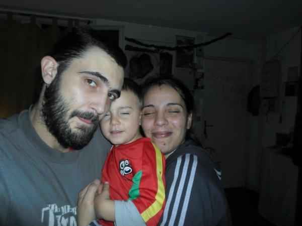 moi mon fils et mon homme