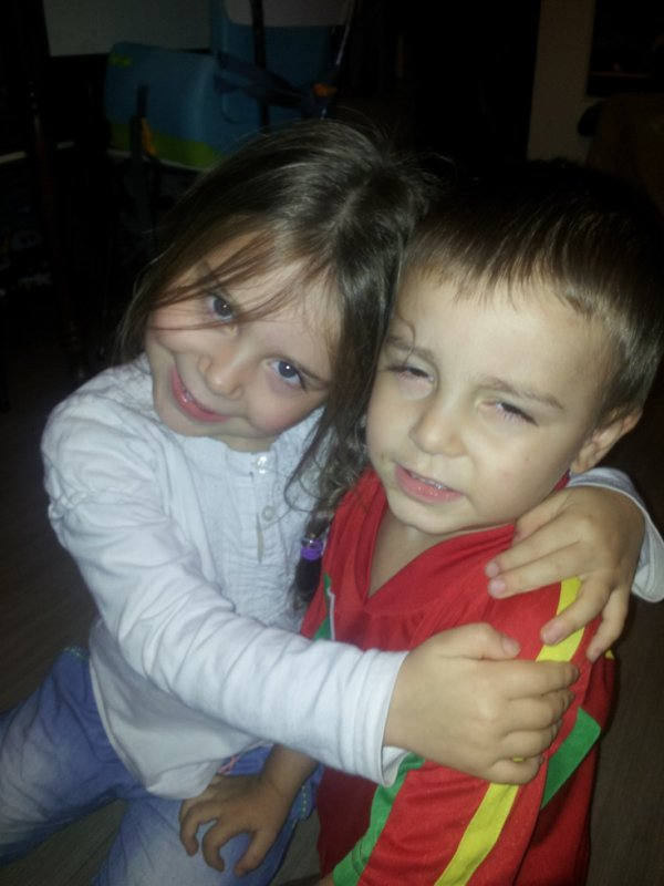 lyna et teo