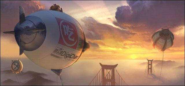 Big Hero 6     prévue le (11/02/2015)