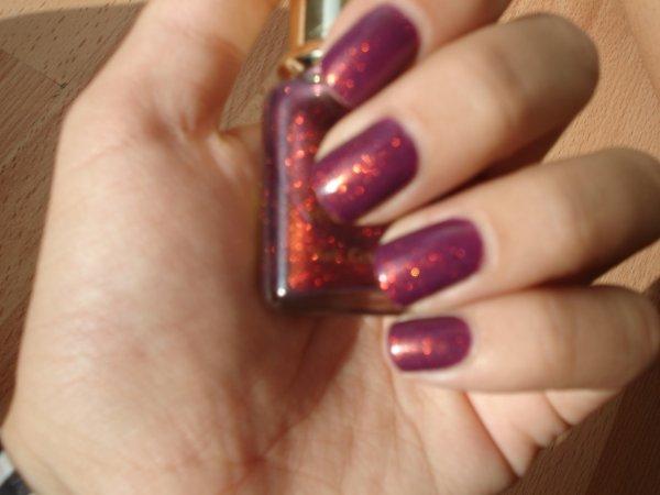 Violet -brillant
