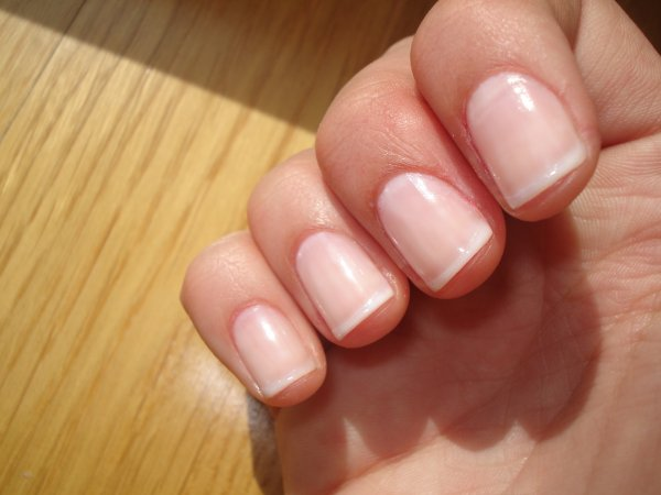Manucure gel ongles courts - Ongles french manucure photos ...