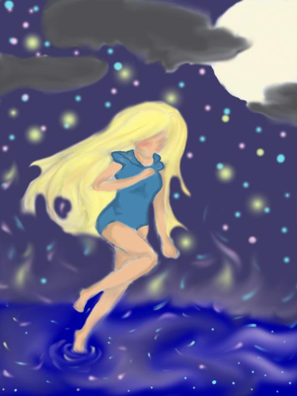 Mon tout dernier dessin ou j'ai mis je sais combien de temps pour le terminer !