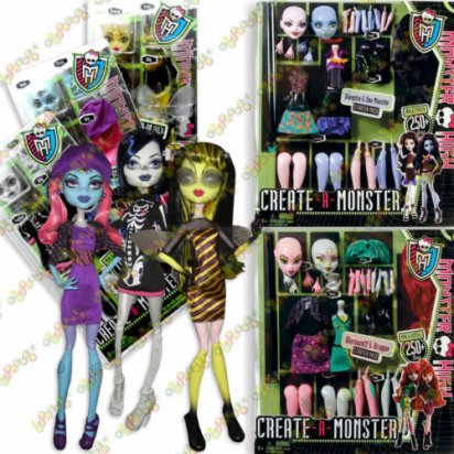 Anniversaire/Nouvelle poupées