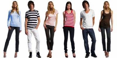 la mode des habits