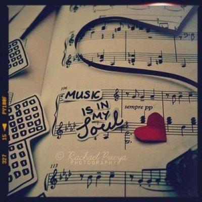 Une musique ♥