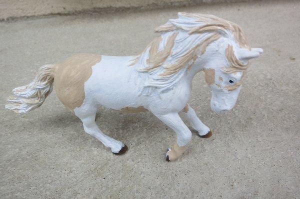 nouveau cheval British de villiers