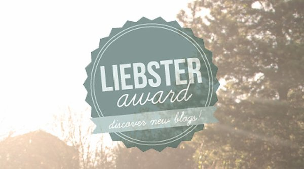 Tagguée aux Liebster Awards !
