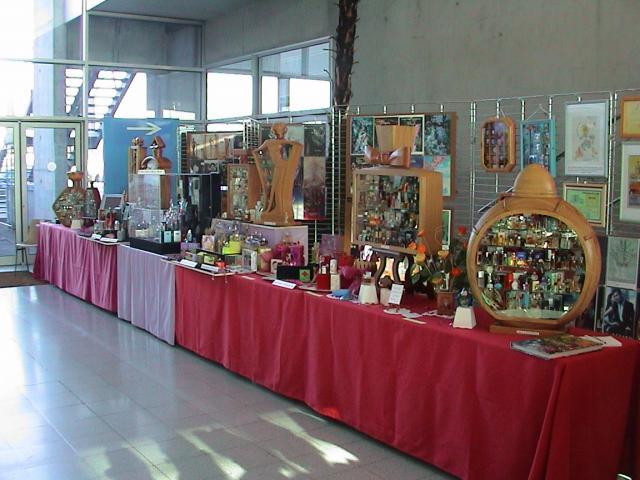 Exposition  de Mulhouse  2008 Mon stand 1