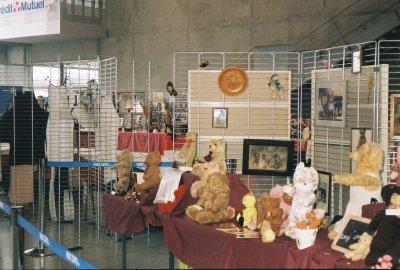 """Exposition de Mulhouse 2009 expo """"Les Ours bien léchés"""""""