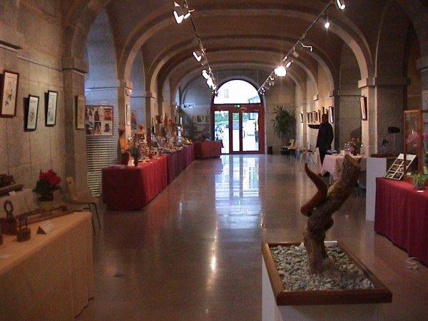 Exposition Pont de Roide en privée 2009
