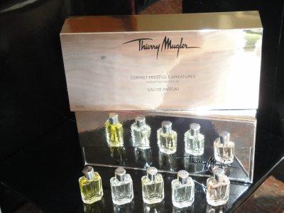 Thierry Mugler nouveauté acquise depuis l'exposition de Pont de Roide