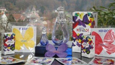 Kenzo nouveautés 2011 et dernieres acquisitions