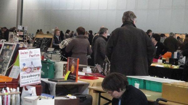 Salon mulhouse février 2012   Exposition KENZO   Les collections des vendeurs