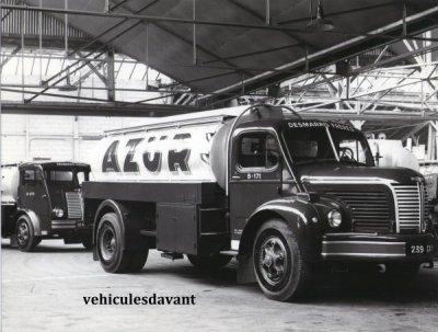 voilà le camion que mon papa conduisais le vrai chez AZUR