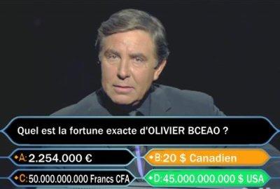 Olivier bceao