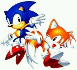Sonic et Tails classique