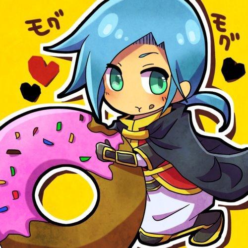 Yuan et son donut