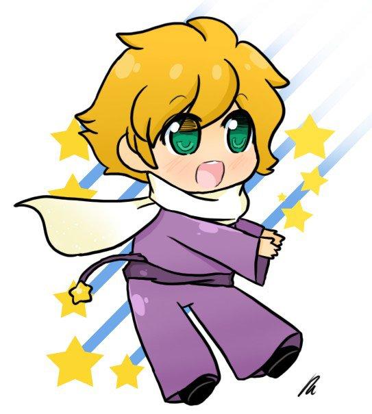 Le Petit Prince version kawai