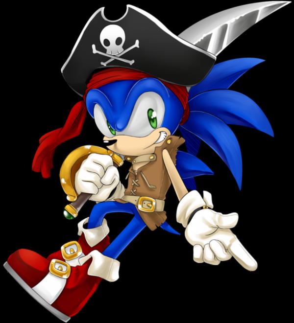 Yohoho... A pirate' s life for them!